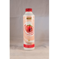Topping fraise MEC