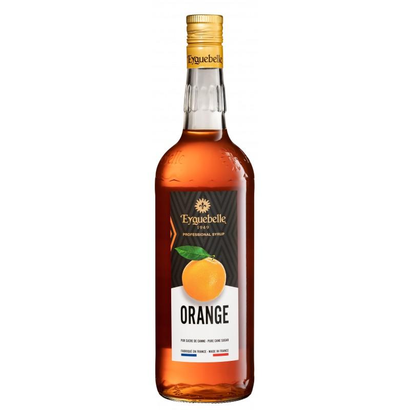 Sirop Eyguebelle orange
