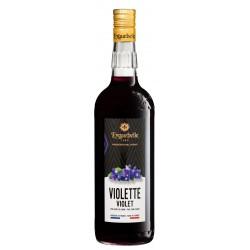 Sirop Eyguebelle violette -...