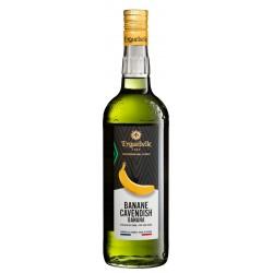 Sirop Eyguebelle banane cavendish