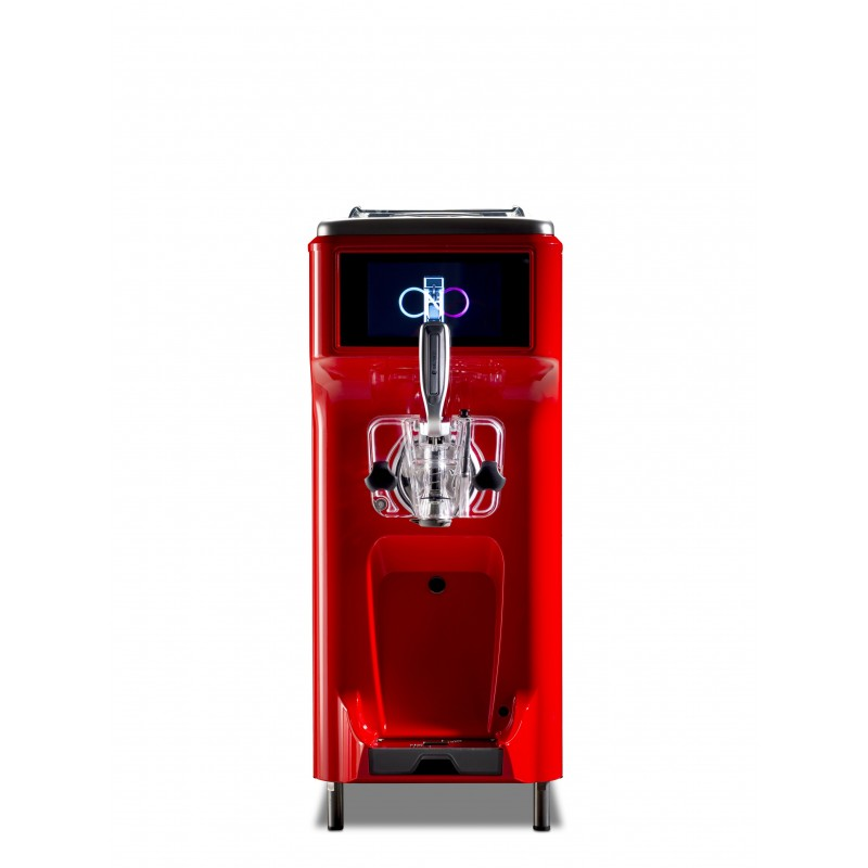 Gelmatic Giotto rouge