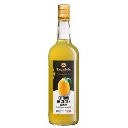 Sirop Eyguebelle citron de Sicile