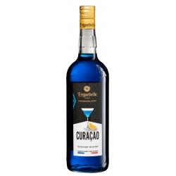 Sirop Eyguebelle curacao bleu