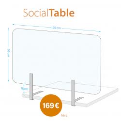 Social window table