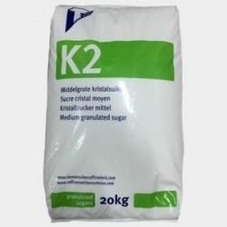 Sucre cristallisé K2 - 20 kg
