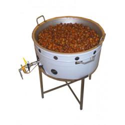 Marronière gaz - 5 kg